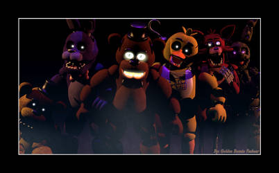 [SFM FNAF]  Back To The Nightmare by Gold-Bunny