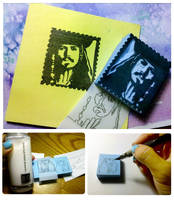 Jack Stamp and making by amoykid