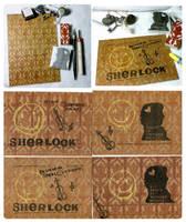 Sherlock Handmade Cards by amoykid
