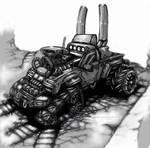 Rhino Beast II by ShamanX