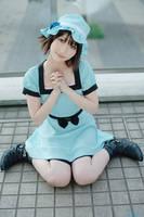 Steins Gate Shiina Mayuri cosplay by twndomn