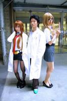 Steins Gate Kurisu Makise cosplay by twndomn