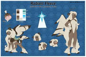 Ashvanna - Radiant Fleece Reference by JaegerPony