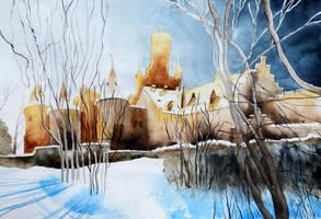 Castle by Saferdi