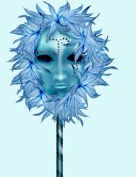 WIP - Masquerade by blazeofshadows