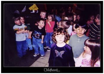 Childhood by blazeofshadows