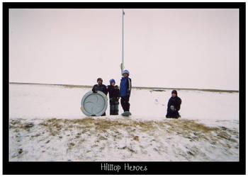 Hilltop Heroes by blazeofshadows