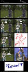 :Rappelz: Happy Birthday, Mel by blazeofshadows