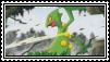 Sceptile stamp 2 by LJ-Pokemon