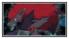 Zoroark Stamp by LJ-Pokemon