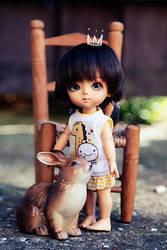 Princess Dotty by NeeDoll