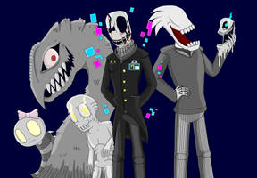 W.D. Gaster and Co. by SamsonLeandro
