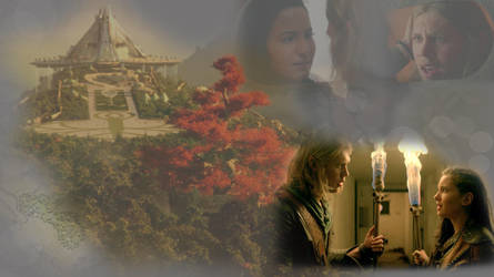 Eretria n Will ~ Shannara Chronicles by hg-81