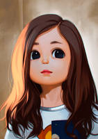 Lauren-color by ALKEMANUBIS