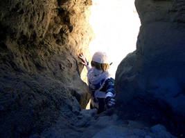 The Cavern's Entrance by seifer-sama