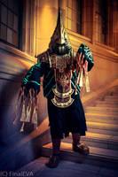 Usurper King Zant by seifer-sama