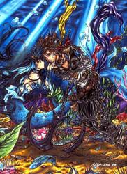 Sinking Sorrows by seifer-sama