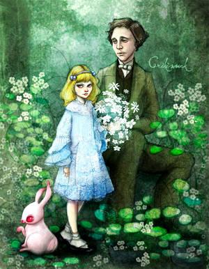 Victorian Alice by crisquinu