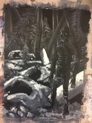 'Ich habe im Schwarzwald einen Kobold gefunden' by PossessedIron