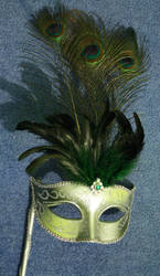Venetian Mask Stock by XerStock