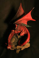 Dark Dragon 1 by XerStock