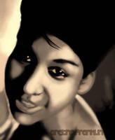 Aretha Franklin 01 by Fluchtpunkt