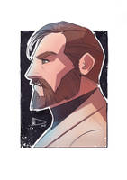 Obi-Wan by Future-Infinity