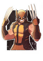 Wolverine by Future-Infinity