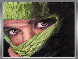 Eyes by TinasArtwork