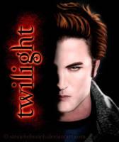 Twilight - The Lion - Edward by TinasArtwork