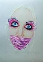 Look into my eyes by TinasArtwork
