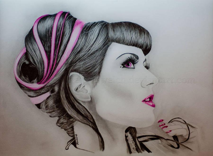 Pink by TinasArtwork