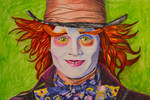 Mad Hatter by TinasArtwork