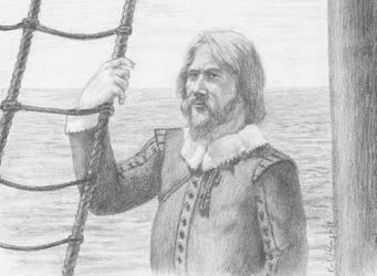 Styrman Smalands Lejon 1644 by kvh