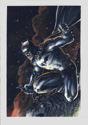 batman by rudyao
