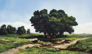 Ivan Shiskin study 2 by Narholt