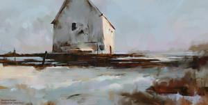 Tibor Nagy study 1 by Narholt