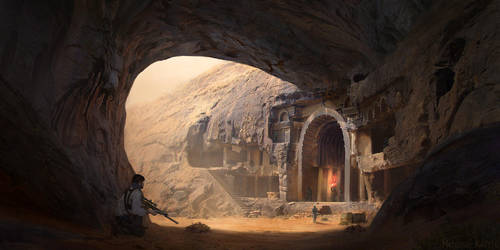Treasure hunters by Narholt