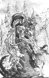 Batman Commission 4 by quahkm