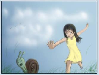 Run snail run by Freedom88