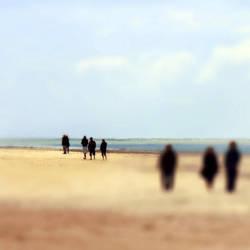 Not the same sea by Ambyon