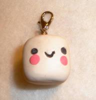 Marshmallow Charm by kiddomerriweather