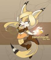 Sandstorm by Catlione