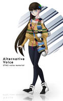 Alternative Voice by Catlione