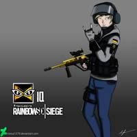 Rainbow Six Siege | IQ by Massa1279