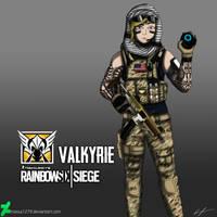 Rainbow Six Siege | Valkyrie by Massa1279