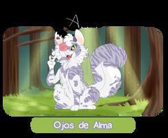 AYA | Ojos de Alma | Guerrera by LeJose