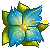 Free Flower Icon 6 by RevPixy