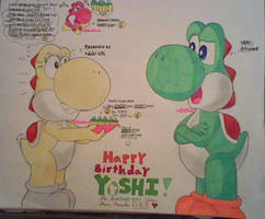 THE AWESOME-EST Video Game Legend EVER Birthday! by MCGoldYoshi