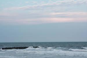 Sunset Tumble by TheBishounen55